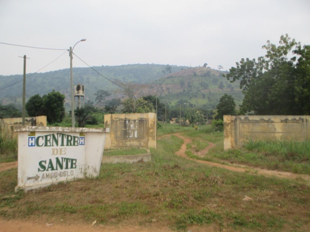 centre de sante Agou