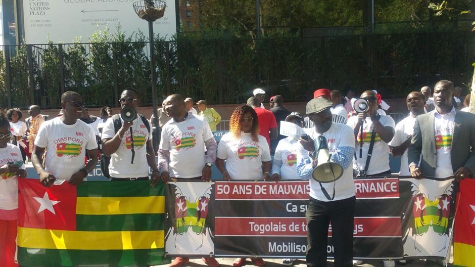 Togo diaspora