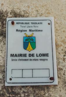 Mairie de Lomé
