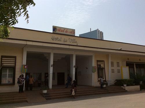 Mairie de Lome