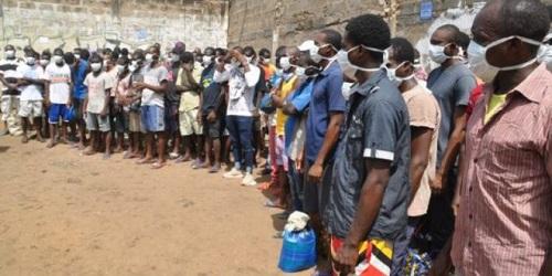 Prison civile de Lomé