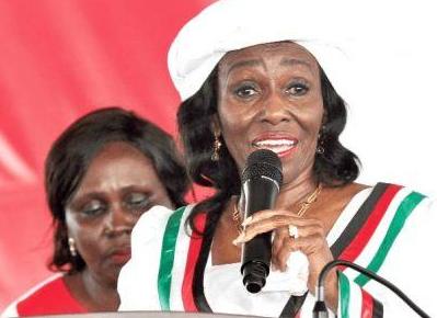 Ghana/présidentielle 2020 : l'épouse de l'ex-président Jerry Rawlings, candidate - Le Temps