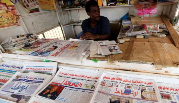 journaux tchadiens
